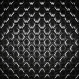 Black padding background Stock Photography