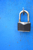 Black padlock Royalty Free Stock Photography