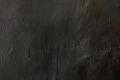 Black painted wall with scratched and stained royalty free stock image