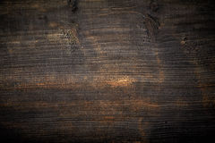 Black painted wood Stock Photos
