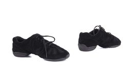 Black pair of men shoes. Stock Photography
