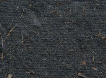 Black Paper Texture Royalty Free Stock Photography