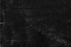 Black paper texture Royalty Free Stock Photos