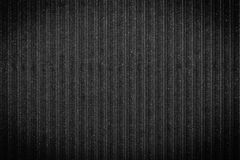 Black paper texture or background Stock Photography