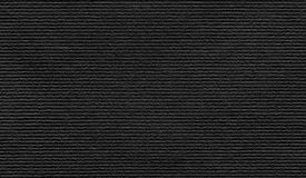 Black Paper texture background Stock Photos