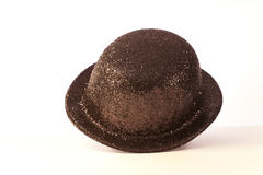 Black party hat Royalty Free Stock Photography
