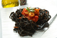 Free Black Pasta Stock Images - 22317484
