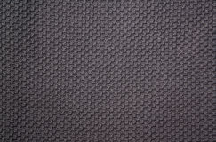 Black pattern fabric texture Royalty Free Stock Photo