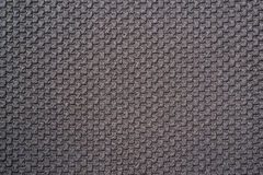 Black pattern fabric texture Stock Photography