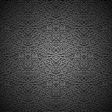 Black pattern Stock Photography