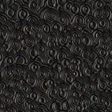 black pattern plastic ελεύθερη απεικόνιση δικαιώματος