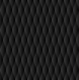 Black pattern Stock Image