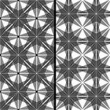 Black pattern Royalty Free Stock Photo