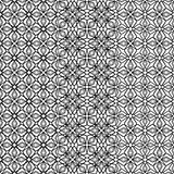 Black pattern Stock Photo