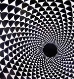 black pattern white Στοκ εικόνες με δικαίωμα ελεύθερης χρήσης