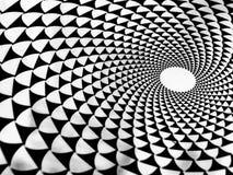 black pattern white στοκ φωτογραφίες με δικαίωμα ελεύθερης χρήσης