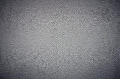 Black patterned background Stock Photography
