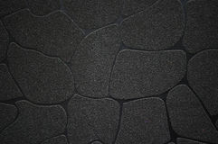 Black patterned background Stock Photos