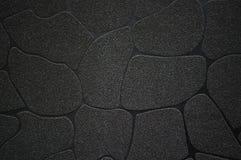 Black patterned background Stock Photos