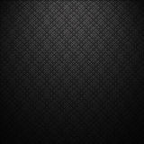 Black patterned background Stock Photo