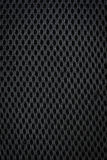 Black patterned net tile texture Royalty Free Stock Photo