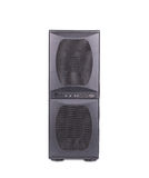 Black pc speaker. Stock Photography