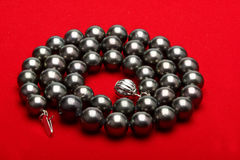 Black Pearl Royalty Free Stock Photography