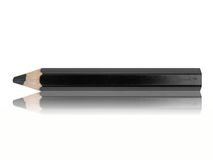 Black Pencil Royalty Free Stock Image