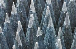 Black Pencils Stock Images