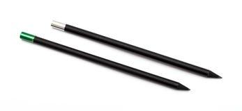 Black pencils  Royalty Free Stock Photos