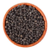 Black pepper Stock Images