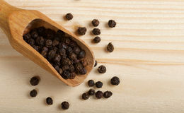 Black pepper corn Royalty Free Stock Image