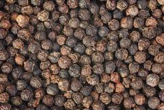 Black pepper makro Stock Photos