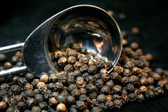 Black Peppercorn Royalty Free Stock Images