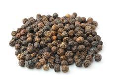 Black peppercorn Royalty Free Stock Photos