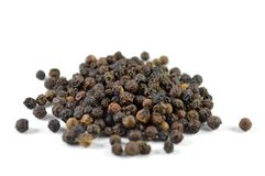 Black peppercorn Stock Photo