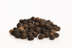 Black peppercorn Royalty Free Stock Photo