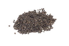 Black Peppercorns Stock Photos