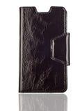 Black phone case Stock Photography