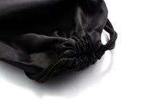 Black photo knapsack Royalty Free Stock Photography