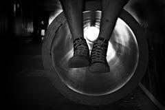 Black, Photograph, Black And White, Monochrome Photography stock image