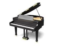 Free Black Piano Stock Photos - 11416703