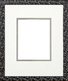 Black Picture frame Royalty Free Stock Photo