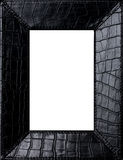 Black picture frame Royalty Free Stock Images