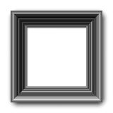 Black Picture Frame Royalty Free Stock Image