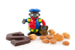 Black Piet Stock Photo