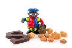 Black Piet Stock Photo