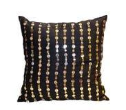 Black pillow Stock Photos