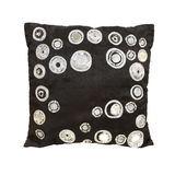 Black pillow Royalty Free Stock Photos