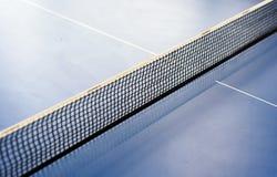 Black Ping Pong Tabletennis Net Stock Photography
